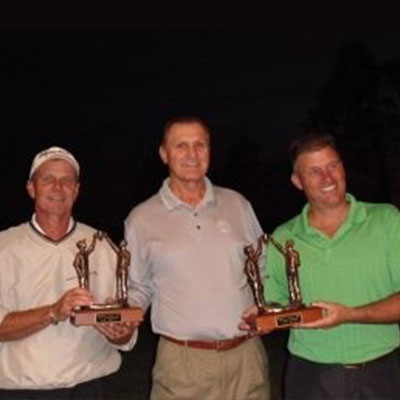 Tom Breiter and Don Taylor     2012 Member - Member Tournament